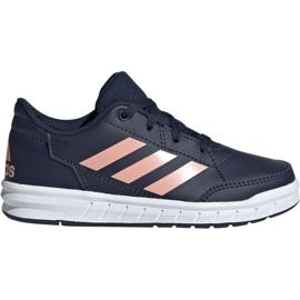 Marine Adidas AltaSport Jr G27093 schoenen