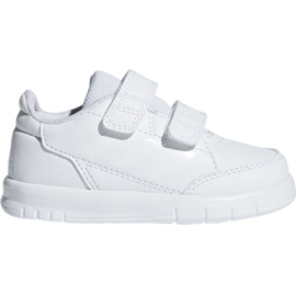 Wit Adidas AltaSport Cf I D96848 schoenen