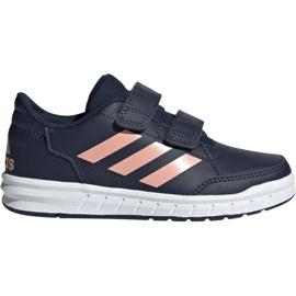 Marine Adidas AltaSport Cf K G27089 schoenen