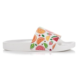 Vices wit Fruit-slippers