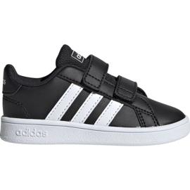 Zwart Schoenen adidas Grand Court I EF0117
