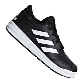 Zwart Adidas AltaSport Jr. D96871 schoenen