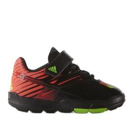 Zwart Adidas Messi El I Kids AF4053-schoenen