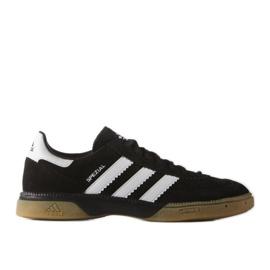 Adidas Handbal Spezial M M18209 handbalschoenen zwart zwart