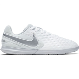 Binnenschoenen Nike Tiempo Legend 8 Club Ic Jr AT5882-100 wit wit