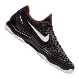Tennisschoenen Nike Air Zoom Cage 3 M 918193-026 zwart
