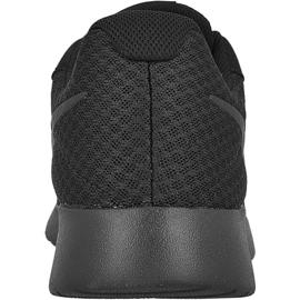 Zwart Nike Tanjun M 812654-001 schoenen