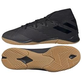 Binnenschoenen adidas Nemeziz 19.3 In M F34413 zwart zwart