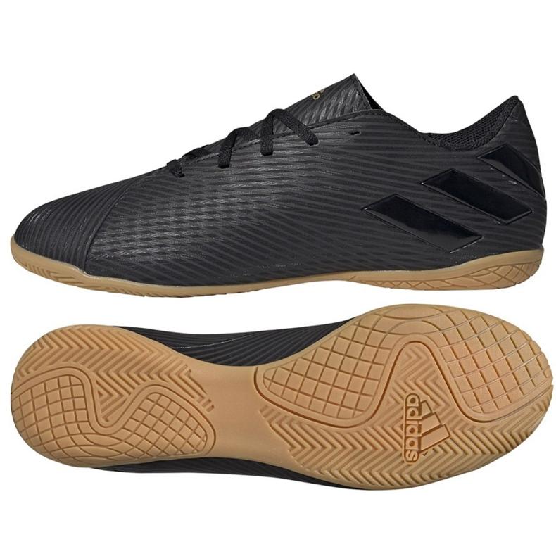 Binnenschoenen adidas Nemeziz 19.4 In M F34529 zwart zwart