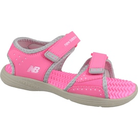 Sandalen New Balance Sandaal K K2004GRP roze