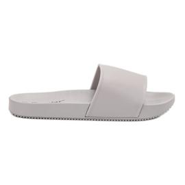 Seastar grijs Grijze pantoffels