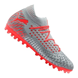 Voetbalschoenen Puma Future 4.1 Netfit Mg M 105678-01