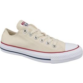 Bruin Converse schoenen Chuck Taylor All Star Ox 159485C beige