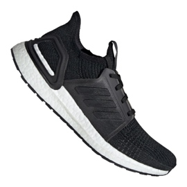 Zwart Hardloopschoenen adidas UltraBoost 19 M G54009