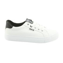 Witte sneakers BIG STAR 274312
