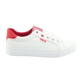 Witte sneakers BIG STAR 274311