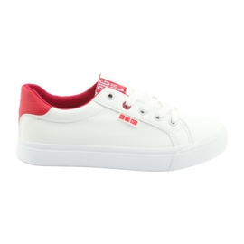 Witte sneakers BIG STAR 274311