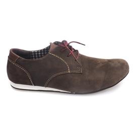 Bruin Urban schoenen Casual 4245 Beige