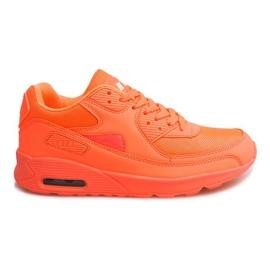 Sportschoenen D1-16 Oranje