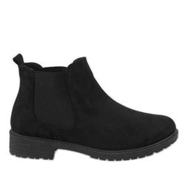 Zwart geïsoleerde laarzen NB221P
