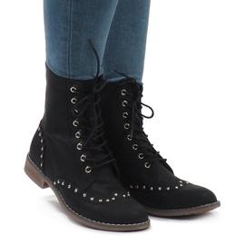 Zwart geïsoleerde B5211-laarzen