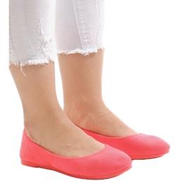 Roze balletschoenen JX1018-6