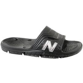 Slippers New Balance M SD104BS zwart