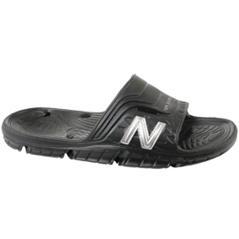 Zwart Slippers New Balance M SD104BS