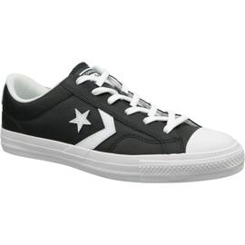 Zwart Converse Star Player Ox 159780C schoenen