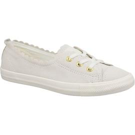 Bruin Converse schoenen Chuck Taylor All Star Ballet 563482C