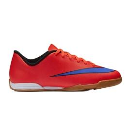 Voetbalschoenen Nike Mercurial Vortex Ii Ic Jr 651643-650