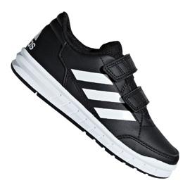 Zwart Adidas AltaSport Cf Jr D96829 schoenen