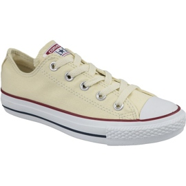 Wit Converse C. Taylor All Star Ox Natural White In M9165