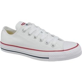 Wit Converse schoenen Chuck Taylor All Star M7652C