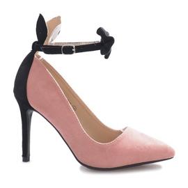 Roze konijntje pins van Dixon