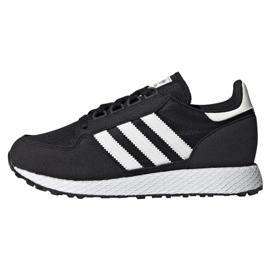 Zwart Adidas Originals Forest Grove Jr EE6557 schoenen