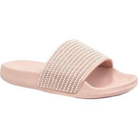 Slippers Skechers Pop Ups In 34210-LTPK roze