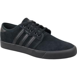 Zwart Adidas Seeley M F34204 schoenen
