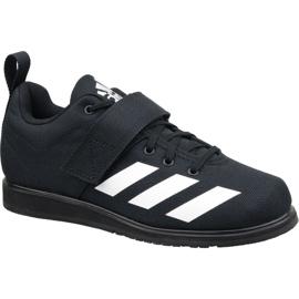 Zwart Adidas Powerlift 4 W BC0343-schoenen