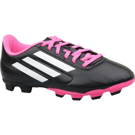 Adidas Conquisto Fg Jr B25594 voetbalschoenen