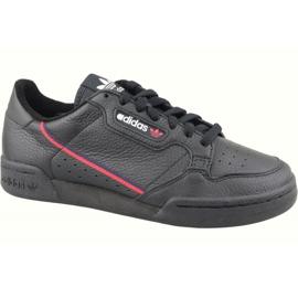 Zwart Adidas Continental 80 M G27707 schoenen