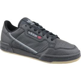 Zwart Schoenen adidas Continental 80 M BD7797