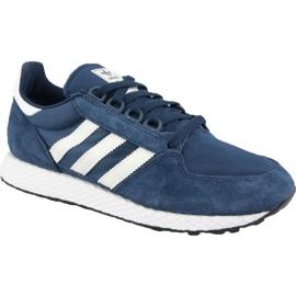 Marine Adidas Forest Grove M CG5675 schoenen