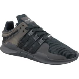 Zwart Adidas Eqt Equipment Support Adv M BA8324 schoenen