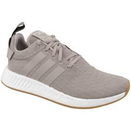 Grijs Adidas NMD_R2 M CQ2399 schoenen