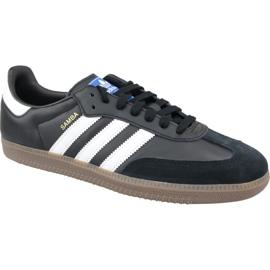 Zwart Adidas Samba Og M B75807 schoenen