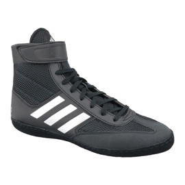 Zwart Adidas Combat Speed 5 M BA8007 schoenen