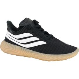 Zwart Adidas Sobakov M AQ1135 schoenen