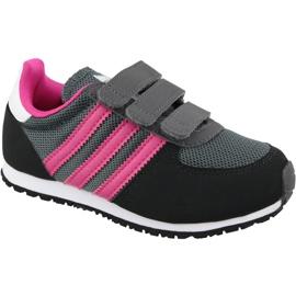 Grijs Adidas Adistar Racer Cf K Jr M17118 schoenen