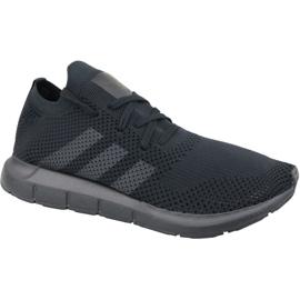 Zwart Adidas Swift Run-schoenen Primeknit M CQ2893